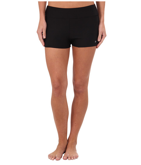 Next by Athena - Good Karma Swim Short (Black) Women's Swimwear