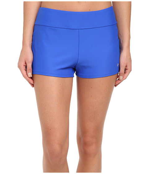 Next by Athena - Good Karma Swim Short (Blue) Women