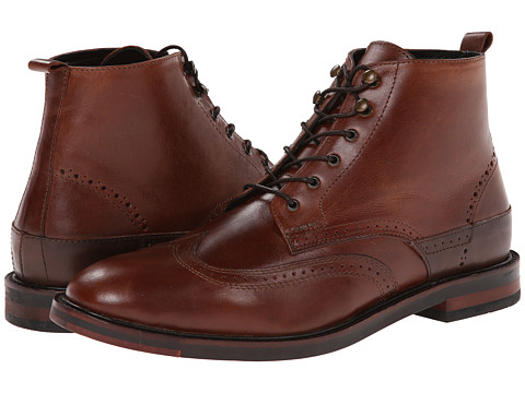H by Hudson - Harland (Tan) Men's Lace-up Boots