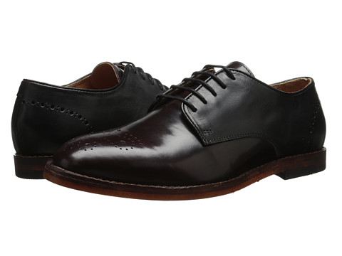 H by Hudson - Jarrow (Bordo) Men's Shoes