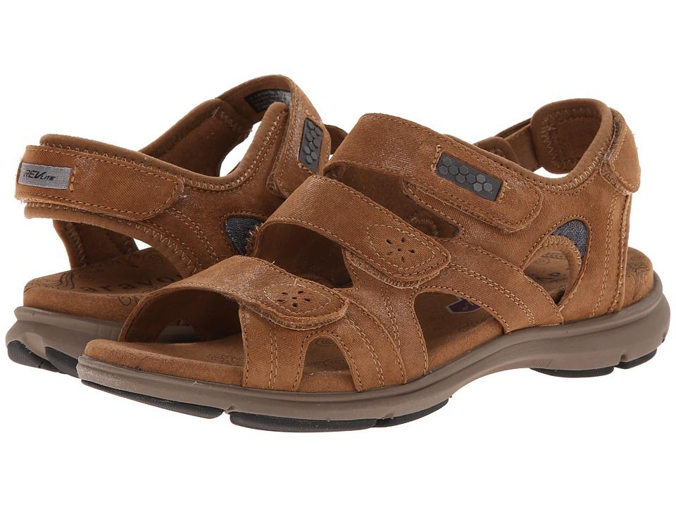 Aravon - REVsoleil (Tan) Women's Sandals