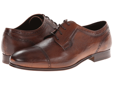 H by Hudson - Sheldon (Tan) Men's Shoes