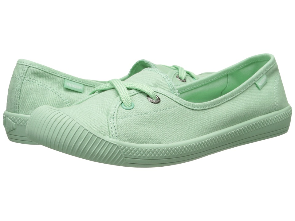 Palladium - Flex Ballet M (Pistachio) Women's Lace up casual Shoes
