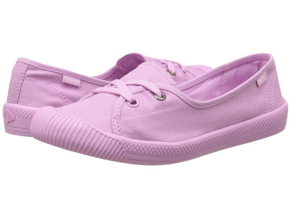 Palladium - Flex Ballet M (Lavendar) Women's Lace up casual Shoes
