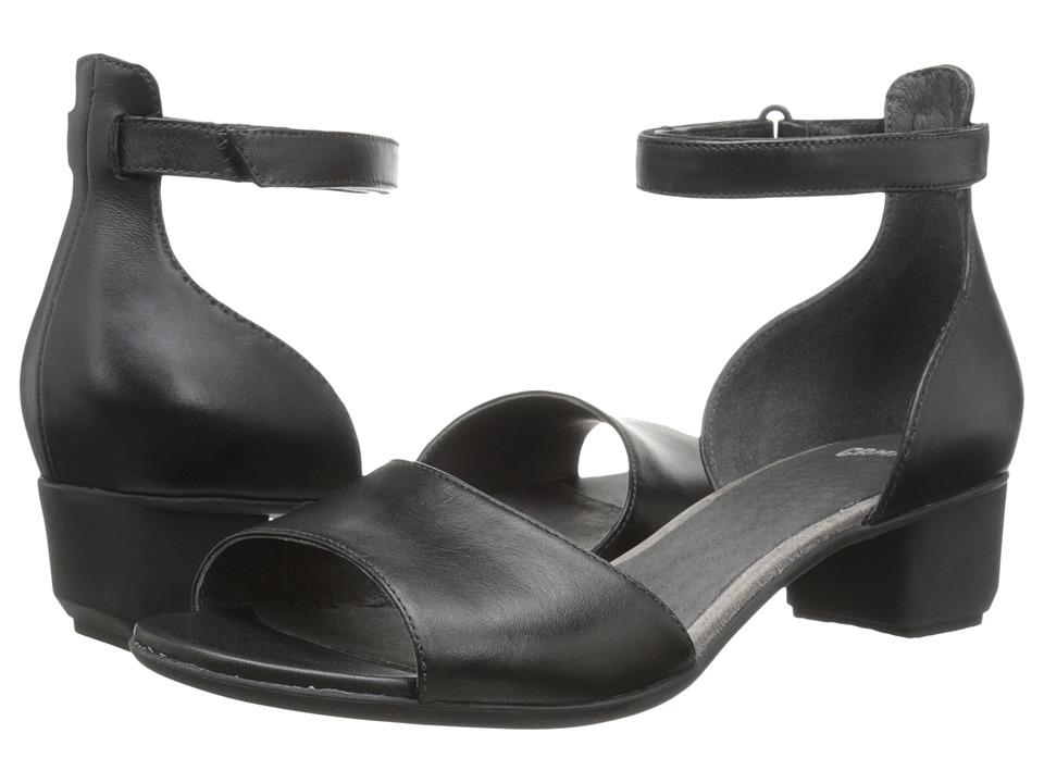 Camper - Beth - 22106 (Black) Women's Shoes