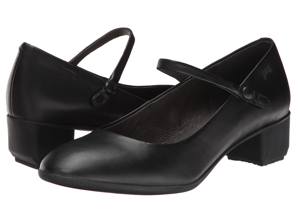 Camper - Beth - 22110 (Black) Women's Shoes