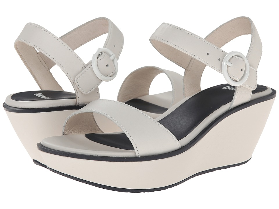 Camper - Damas 21923 (White Natural) Women's Shoes