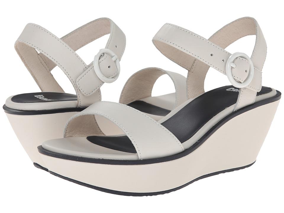 Camper - Damas 21923 (White Natural) Women's Shoes