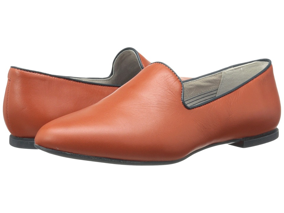 Camper - Isadora - 22566 (Medium Orange) Women's Flat Shoes