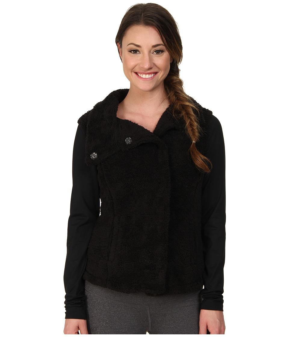 ALO - Elevate Jacket (Black) Women's Coat