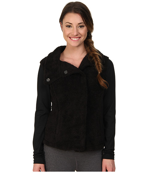 ALO - Elevate Jacket (Black) Women's Coat