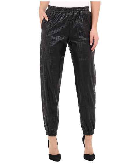 StyleStalker - Hoop Dreams Pant (Black) Women's Casual Pants