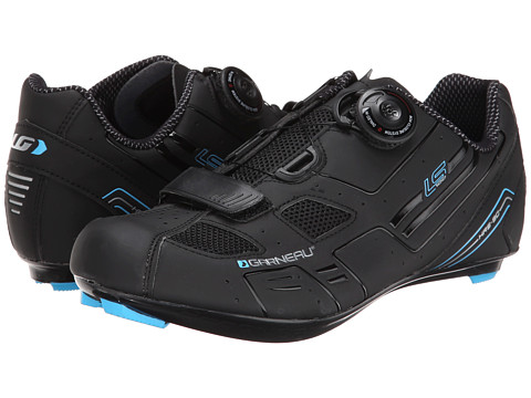 Louis Garneau - LS-100 (Black) Women's Cycling Shoes