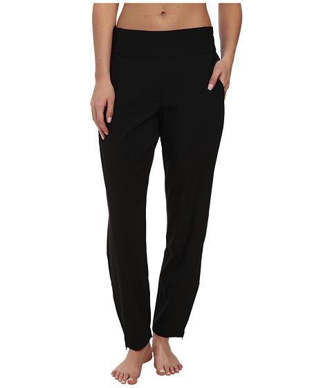 ALO - Ravine Slim Trackie (Black) Women's Workout