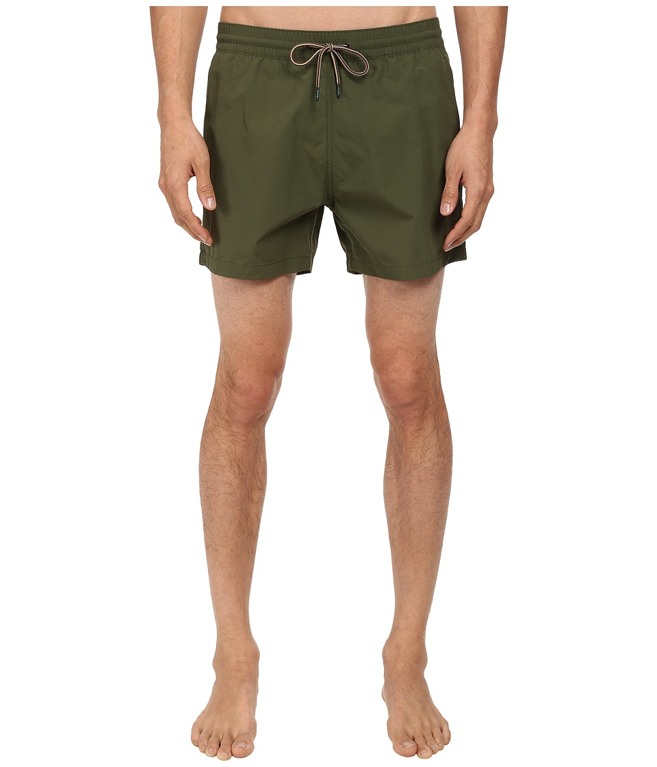 Paul Smith - Classic Swim Short (Hunter Green) Men's Swimwear