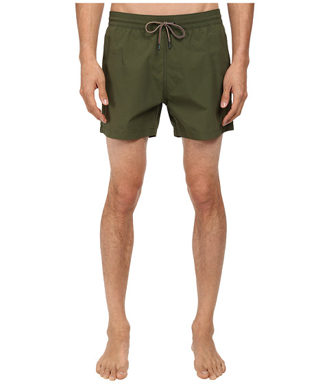 Paul Smith - Classic Swim Short (Hunter Green) Men