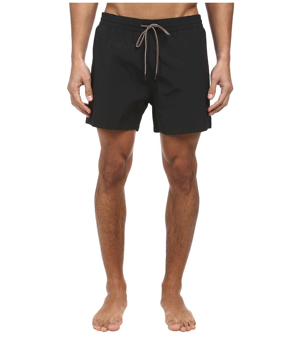 Paul Smith - Classic Swim Short (Black) Men's Swimwear