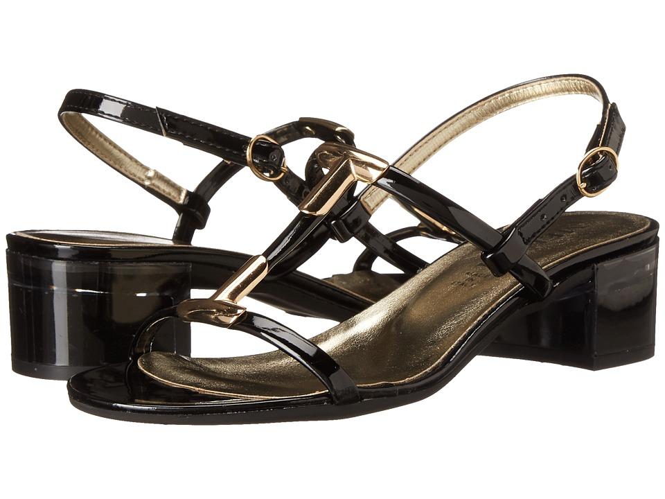 Sesto Meucci - Amaris (Black Super Patent) Women's 1-2 inch heel Shoes