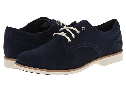 Timberland - Millway FTW (Navy Suede) Women's Lace up casual Shoes