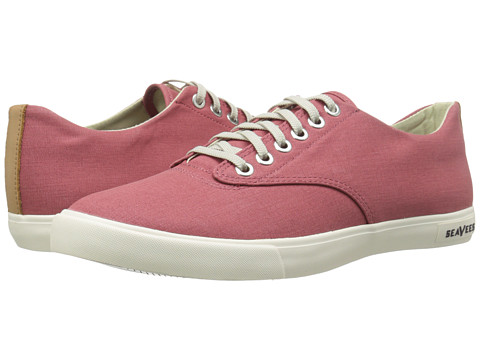 SeaVees - 08/63 Hermosa Plimsoll Banyan (Red Ochre) Men