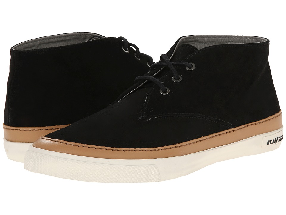 SeaVees - 12/62 Maslon Desert Boot (Black 1) Men