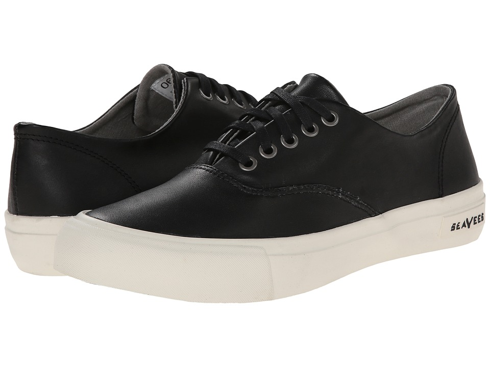 SeaVees - 06/64 Legend Sneaker Mojave (Black) Men's Shoes