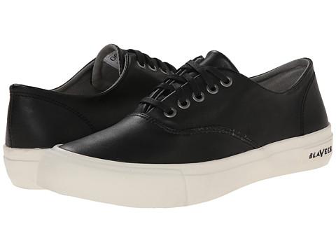 SeaVees - 06/64 Legend Sneaker Mojave (Black) Men's Shoes