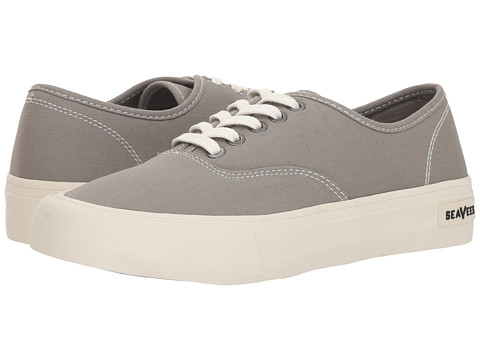 SeaVees - 06/64 Legend Sneaker Pan Am (Granite Grey) Men's Shoes