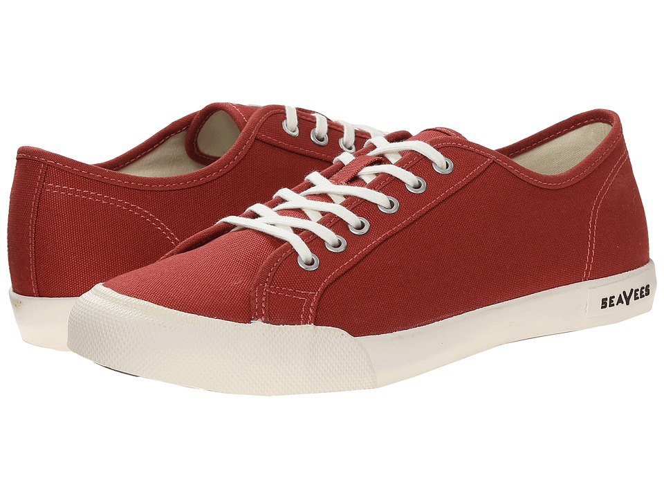 SeaVees - 06/67 Monterrey Sneaker Standard (Red Ochre) Women's Shoes