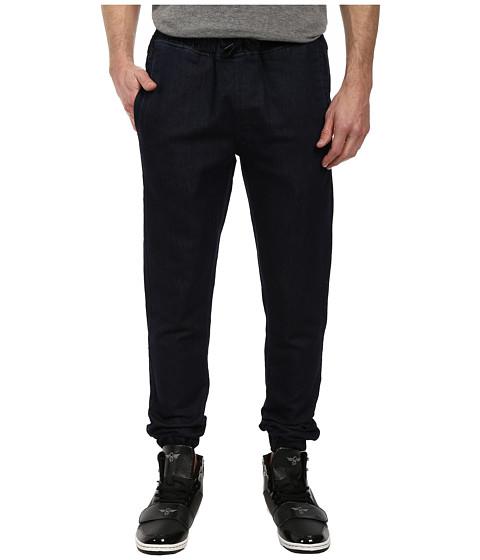 DC - Hem Indigo Jersey Pant (Indigo) Men's Casual Pants