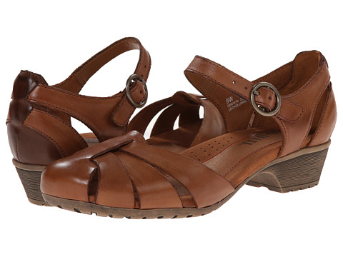 Cobb Hill - Gina (Tan) Women's 1-2 inch heel Shoes