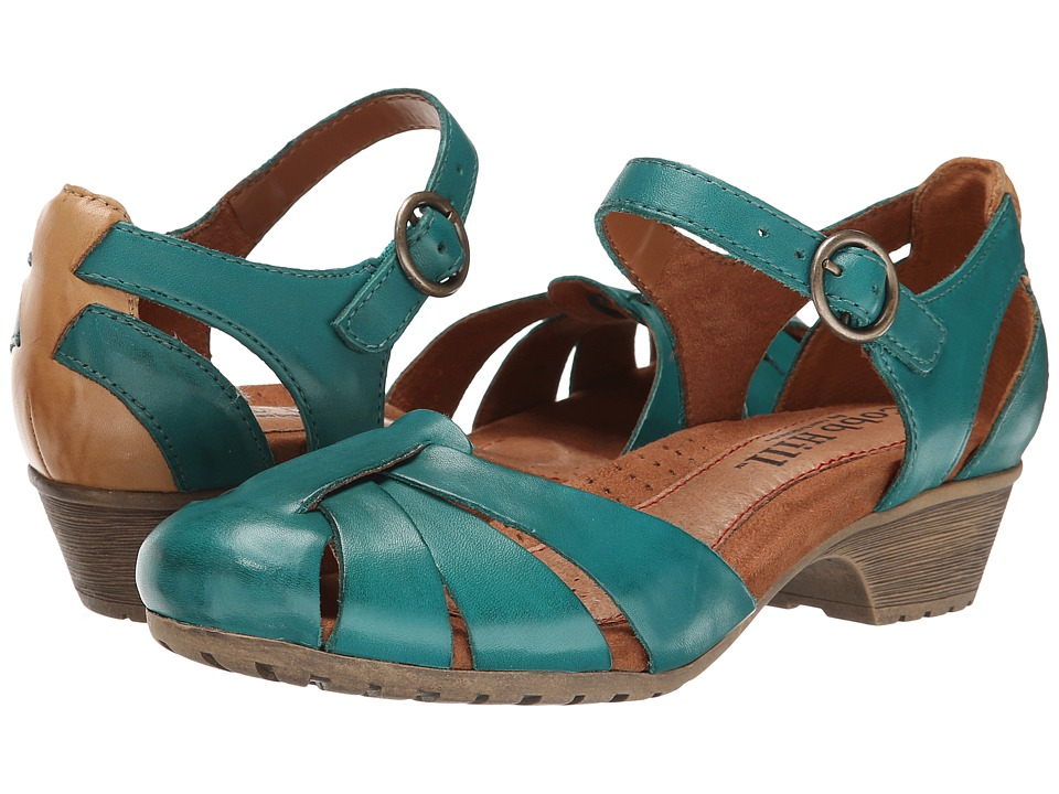 Cobb Hill - Gina (Teal) Women