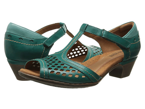 Cobb Hill - Alexa (Teal) Women