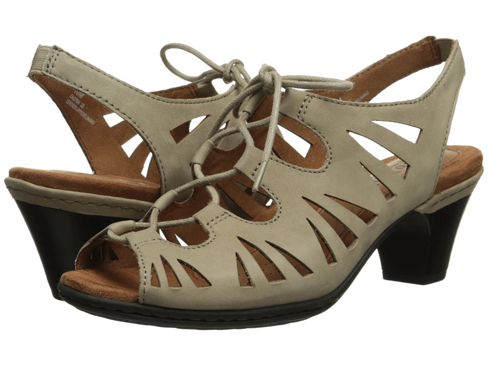 Rockport Cobb Hill Collection - Cobb Hill Sasha (Khaki) High Heels