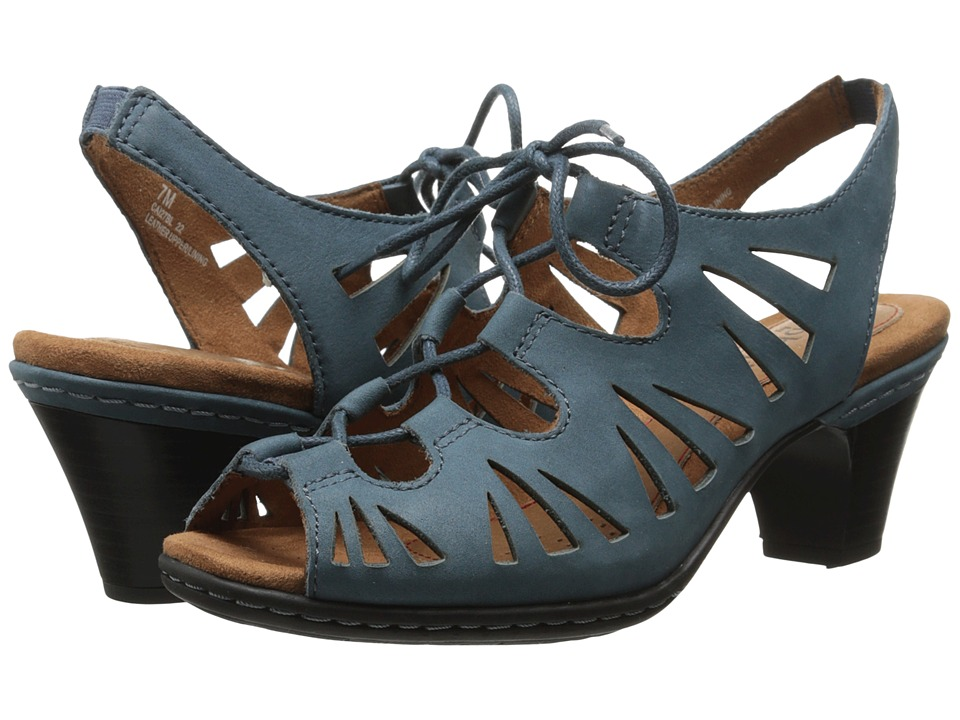 Rockport - Cobb Hill Sasha (Blue) High Heels