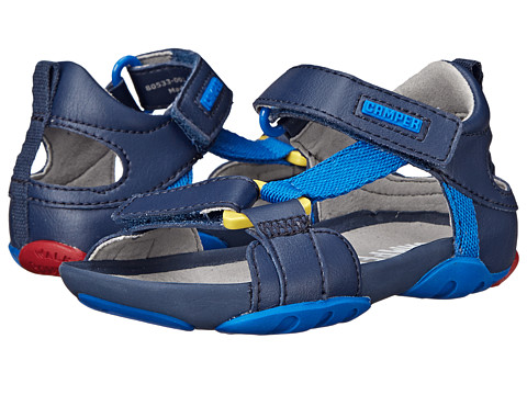 Camper Kids - Ous (Toddler) (Navy) Kid's Shoes