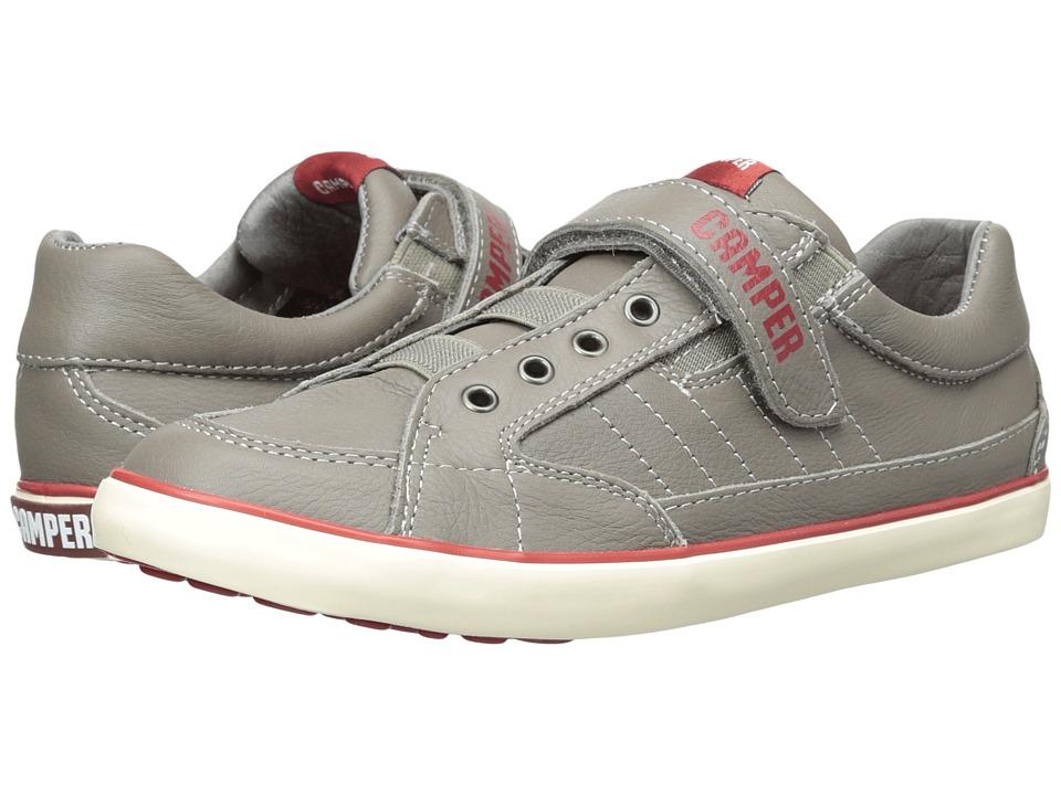 Camper Kids - 80343 (Little Kid) (Medium Gray) Boys Shoes