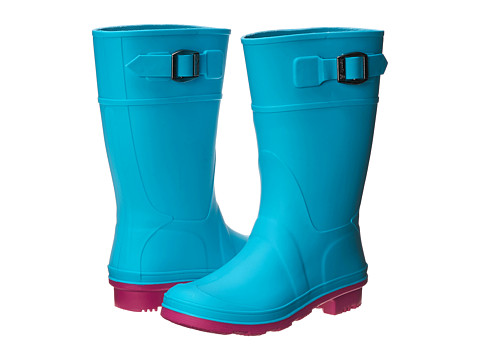 Kamik Kids - Raindrops (Toddler/Little Kid/Big Kid) (Turquoise) Girl
