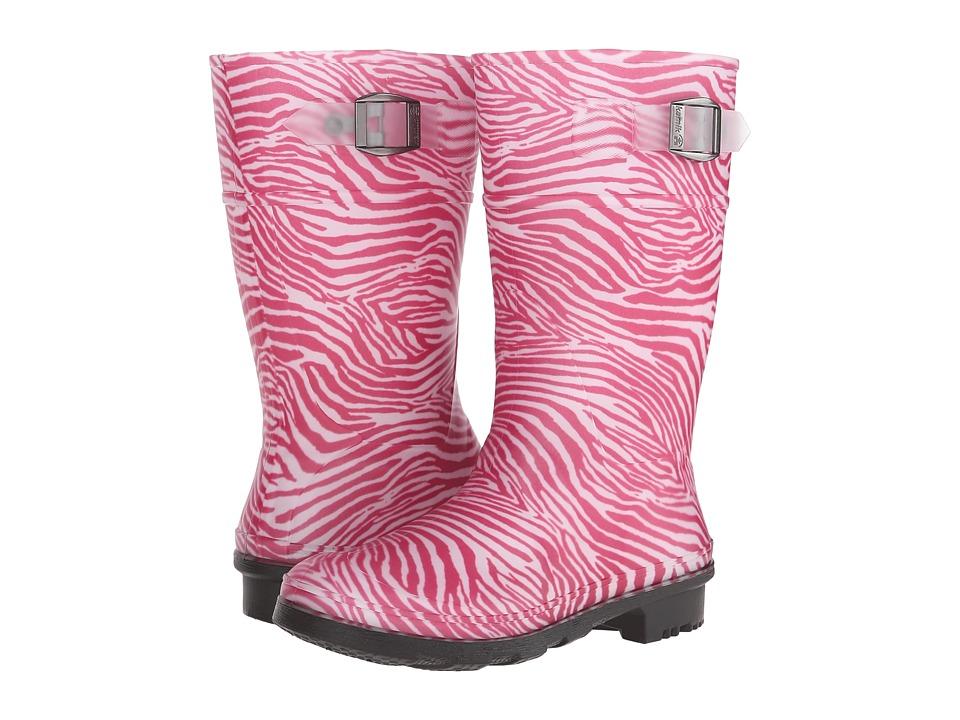 Kamik Kids - Zebra (Little Kid/Big Kid) (Fuchsia) Girls Shoes