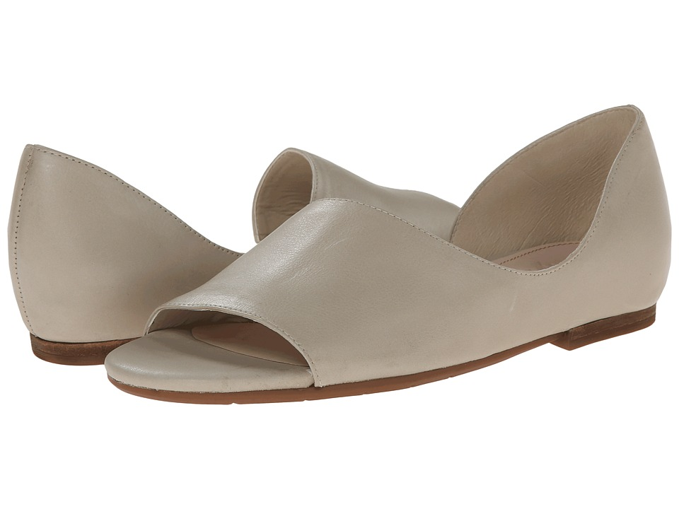 Naya Eleni (Light Taupe Leather) Women