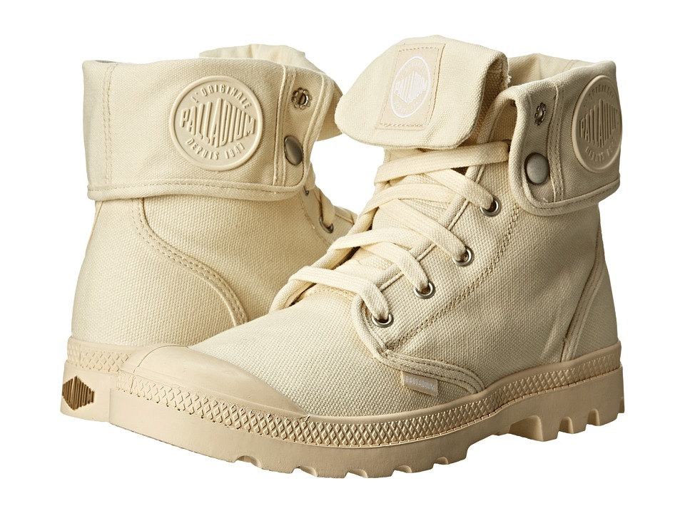 Palladium - Baggy (Ecru/White) Women
