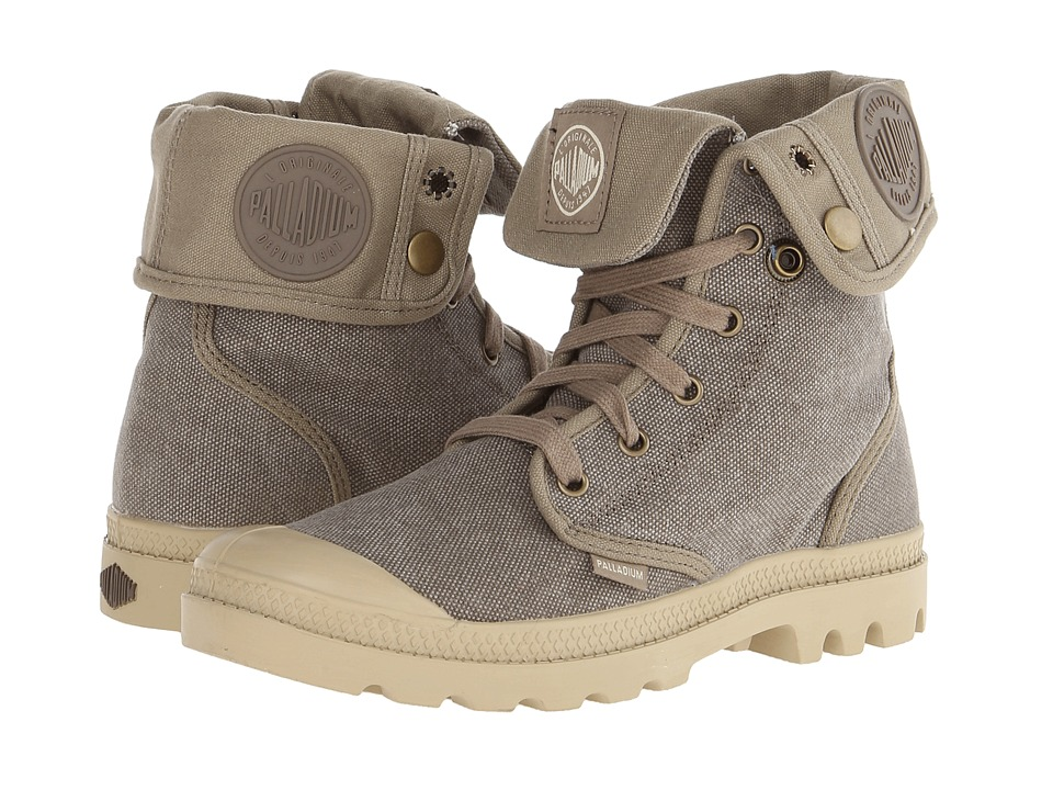 Palladium - Baggy (Boue/Putty) Women's Lace-up Boots