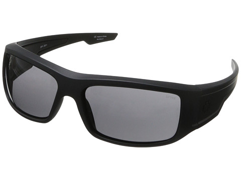 Spy Optic - Colt Ansi (Matte Black/Grey) Sport Sunglasses
