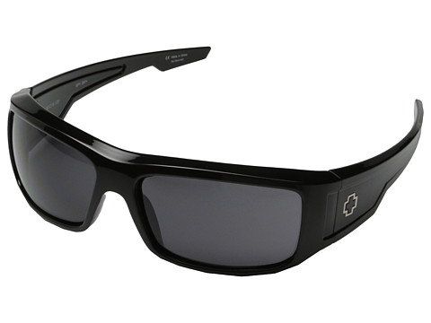 Spy Optic - Colt Ansi (Black/Grey) Sport Sunglasses