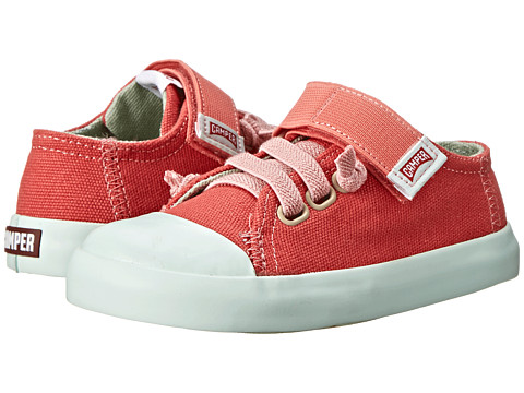 Camper Kids - Peu Rambla (Toddler) (Medium Pink) Kid's Shoes