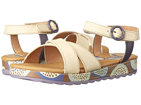 Camper Kids - Pinya (Big Kid) (Light/Pastel Yellow) Girl's Shoes