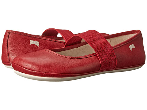 Camper Kids - Right (Little Kid) (Medium Red) Girls Shoes