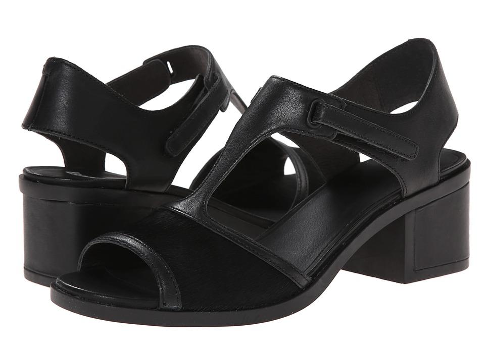 Camper - Maude - 22528 (Black) Women's 1-2 inch heel Shoes