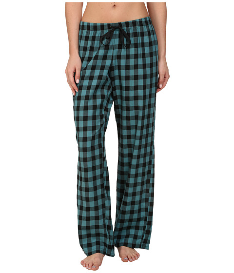 Life is good - Sleep Pants (Dusty Blue) Women's Pajama
