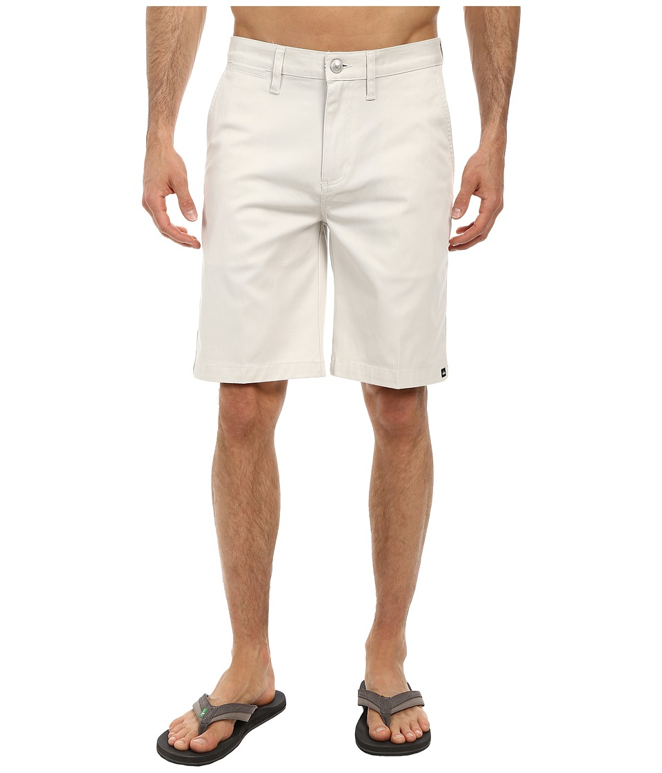 Quiksilver - Union Chino Walkshort (Rainy Day) Men's Shorts